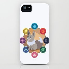 Evolution Possibilities  iPhone Case