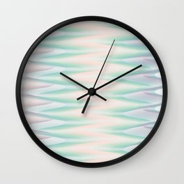 Melted Ice Cream Wall Clock