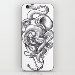 The Real Kraken iPhone Skin
