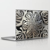 exo Laptop & iPad Skins featuring Exoskeleton  by Lyle Hatch