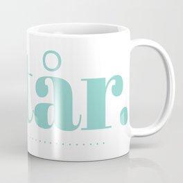 Påtår Coffee Mug
