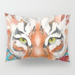 Cinnamon Buns and Dragons Pillow Sham