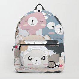 BEAR #6 Backpack