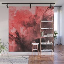 Red dream Wall Mural