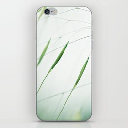 Nature abstract iPhone Skin