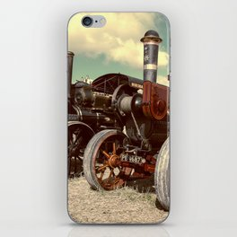 Filtered Steam iPhone Skin