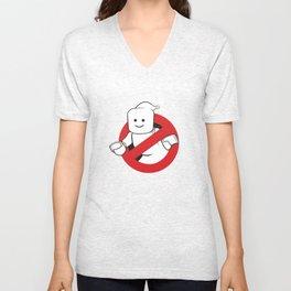 No Ghosts Unisex V-Neck