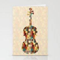 charlie Stationery Cards featuring Charlie by Halamo