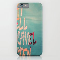 EatWell. TravelOften Slim Case iPhone 6s