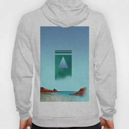 Blue Beach Hoody