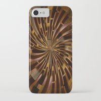 labyrinth iPhone & iPod Cases featuring Labyrinth by Syella
