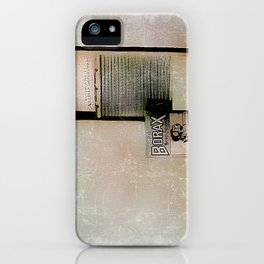 Remember When iPhone Case