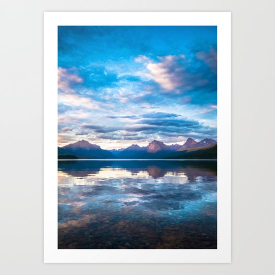 Water's Edge Art Print