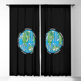 Prestige Worldwide Enterprise, The First Word In Entertainment, Step Brothers Original Design for Wa Blackout Curtain