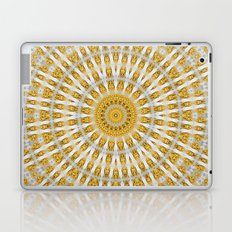 Kaleidoscope Chips in Paper Pattern Laptop & iPad Skin