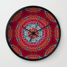 Mix&Match:  Merry Christmas From Tibet (with LOVE!) 01 Wall Clock