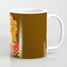 Lucky Garfield Mug