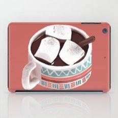 Hot Chocolate iPad Case
