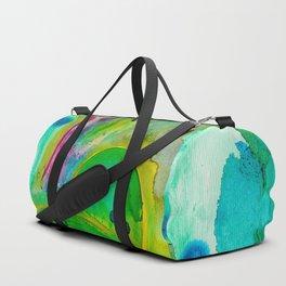 bright soul Duffle Bag