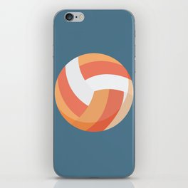 volleyball iPhone Skin