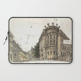 Basel Sketchbook Laptop Sleeve