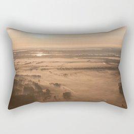 Misty SunRise Rectangular Pillow