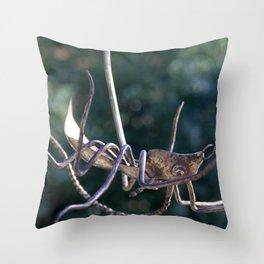 Gdansk IV Throw Pillow
