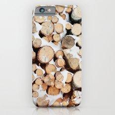Firewood Slim Case iPhone 6s