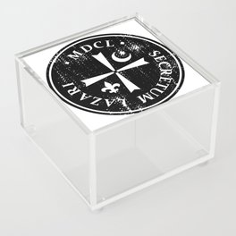 Knights Of Lazarus Discovery Of Witches Acrylic Box