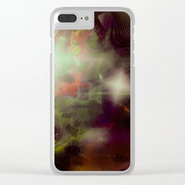 """""""Sector 7"""" Clear iPhone Case"""