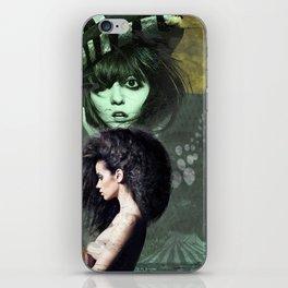 Cirque de la Lune, Pt. 1 iPhone Skin