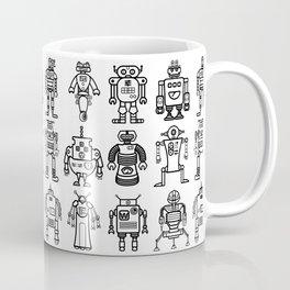 Robots 1 Coffee Mug