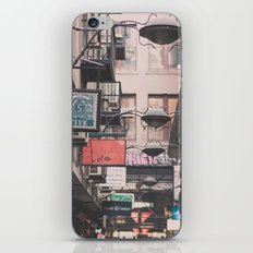 Melbourne Laneway iPhone & iPod Skin
