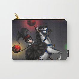 At The Carnivale Carry-All Pouch