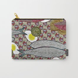 For the love of herrings Carry-All Pouch