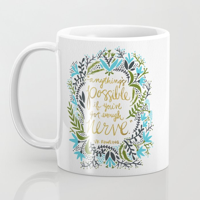 Anything's Possible Coffee Mug