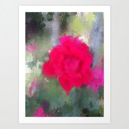 Abstraction #1 - On Gratitude Art Print