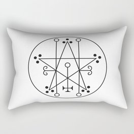 Astaroth Rectangular Pillow