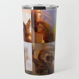 Wind Chimes Travel Mug