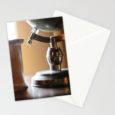 Library Shelves II Stationery Cards