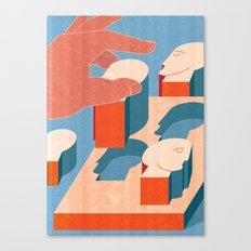 Corporate HR Canvas Print