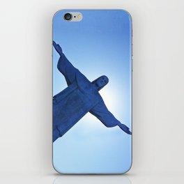 Cristo Redentor - Brasil  iPhone Skin