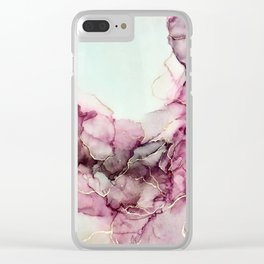 Whispers of Hope Clear iPhone Case