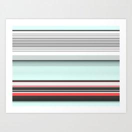 K7 Art Print