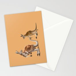 Being Tailed (Colour) Stationery Cards