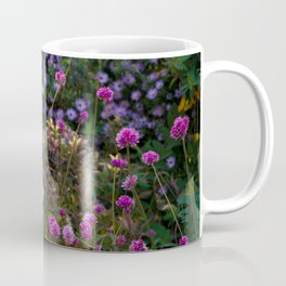 The Blue and the Violet Coffee Mug