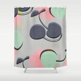 Cherry 2 Shower Curtain