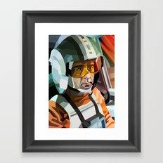 SW#09 Framed Art Print