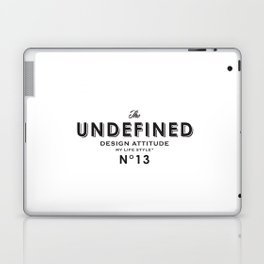 Undefined Laptop & iPad Skin