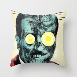 You Can't Just Let Nature Run Wild Throw Pillow